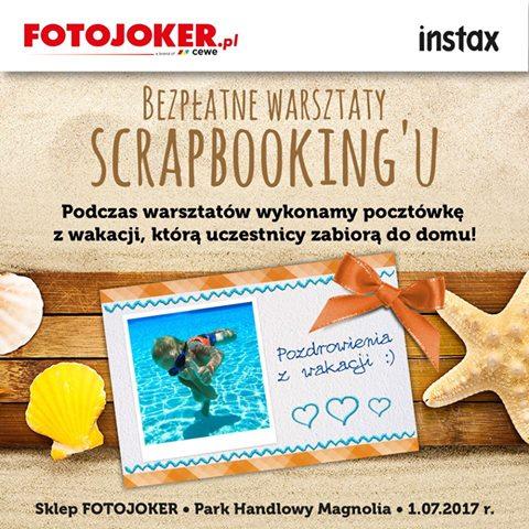 scrapbooking z Fotojoker