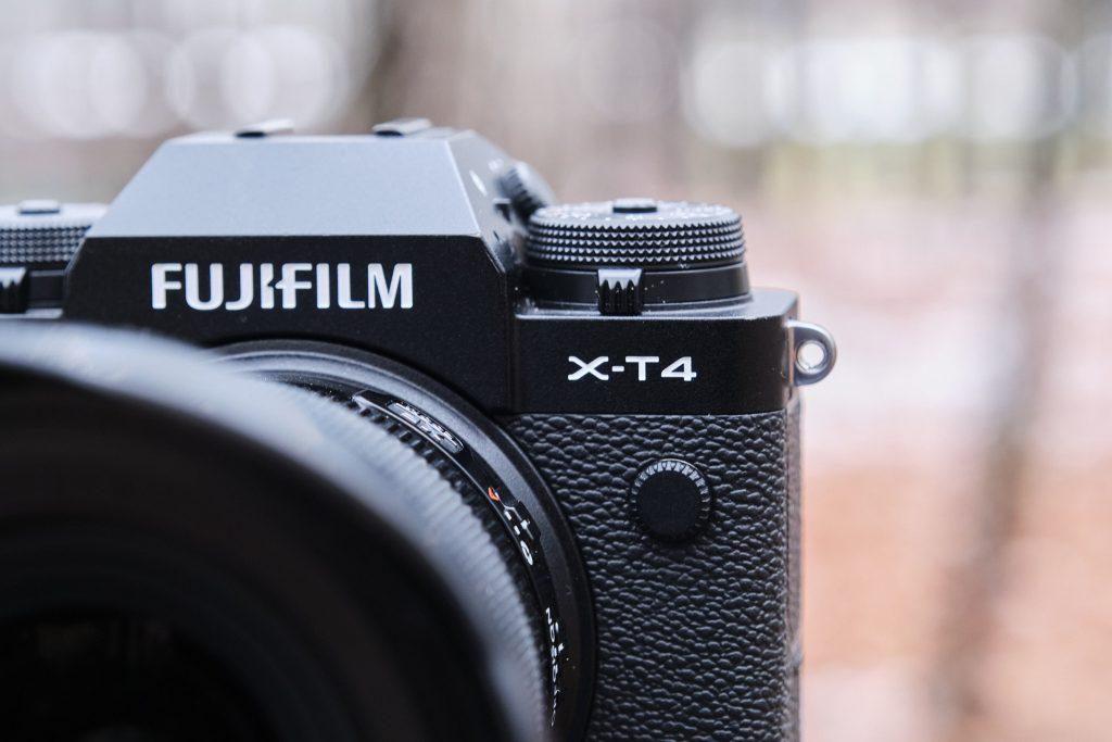 Fujifim X-T4