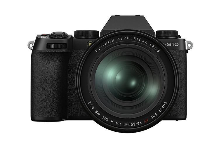 Fujifilm X-S10 + ob. XF 16-80mm f/4.0 OIS WR R