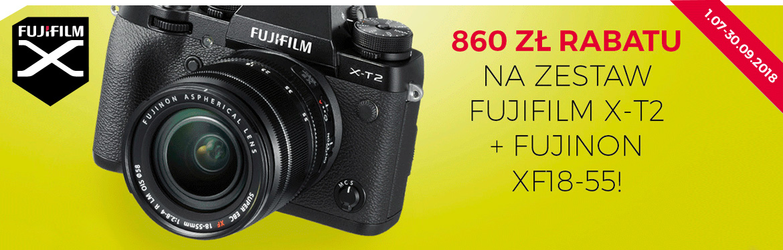 fujifilm x-t2 z 18-55mm