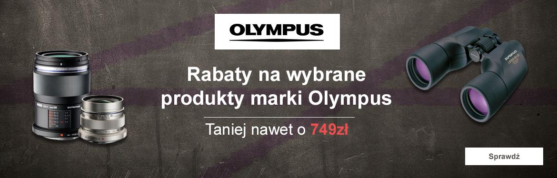 Olympus promocje